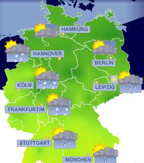 wettervorhersage frankfurt am main 7 tage